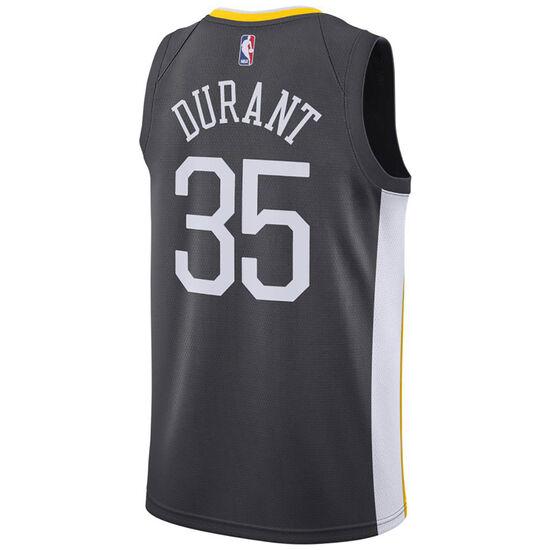 NBA Golden State Warriors #35 Durant Basketballtrikot Herren, dunkelgrau / weiß, zoom bei OUTFITTER Online