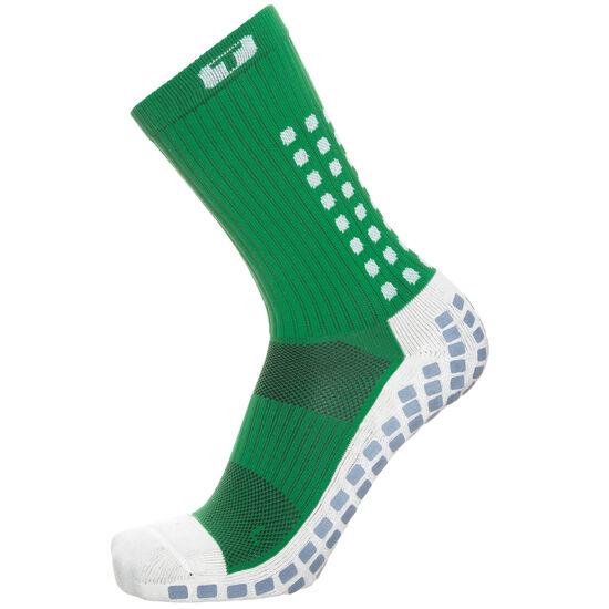 Mid-Calf Cushion Socken Herren, Grün, zoom bei OUTFITTER Online