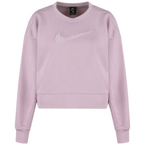 Dri-FIT Get Fit Trainingssweater Damen, flieder / weiß, zoom bei OUTFITTER Online