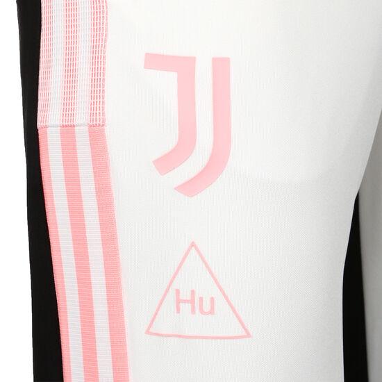 Juventus Turin Human Race FC Trainingshose Herren, weiß / schwarz, zoom bei OUTFITTER Online