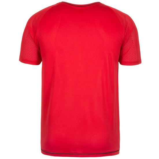 Tiro 17 Trainingsshirt Herren, rot / weiß, zoom bei OUTFITTER Online
