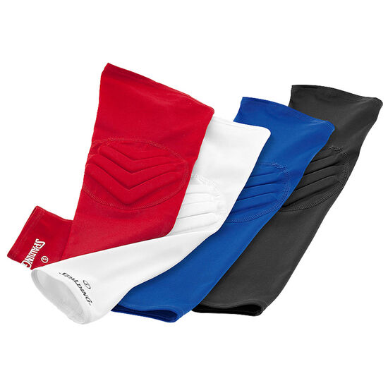 Padded Elbow Shooting Sleeve, rot, zoom bei OUTFITTER Online