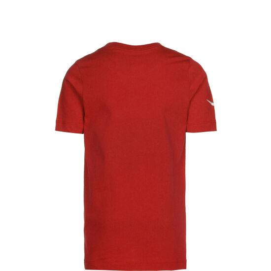 Park 20 T-Shirt Kinder, rot / weiß, zoom bei OUTFITTER Online