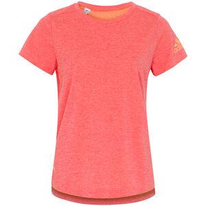 ClimaChill Trainingsshirt Damen, orange, zoom bei OUTFITTER Online