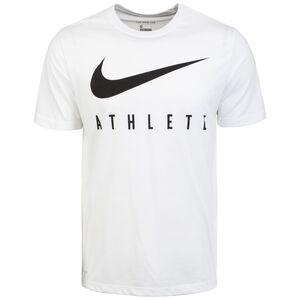 Dry Athlete Trainingsshirt Herren, weiß / schwarz, zoom bei OUTFITTER Online