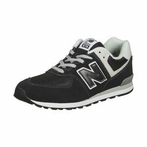 574 Sneaker Kinder, schwarz / weiß, zoom bei OUTFITTER Online