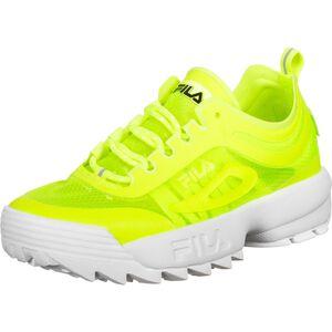 Disruptor Run Sneaker Damen, neongelb, zoom bei OUTFITTER Online