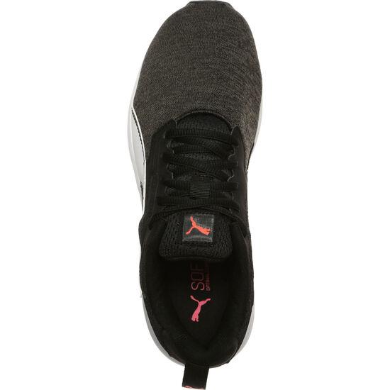NRGY Rupture Sneaker Herren, schwarz / pink, zoom bei OUTFITTER Online