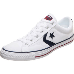 Star Player OX Sneaker, weiß / dunkelblau, zoom bei OUTFITTER Online