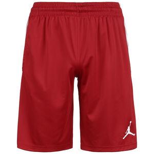 Jordan 23 Alpha Dry Knit Trainingsshort Herren, rot / weiß, zoom bei OUTFITTER Online