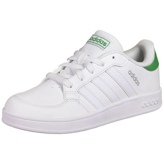 Breaknet Sneaker Kinder, weiß / grün, zoom bei OUTFITTER Online