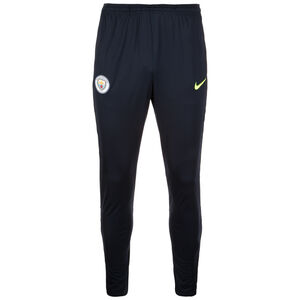 Manchester City Dry Squad Trainingshose Herren, Blau, zoom bei OUTFITTER Online