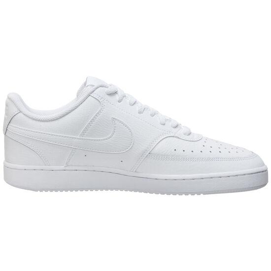 Court Vision Low Sneaker Herren, weiß, zoom bei OUTFITTER Online