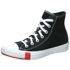 Chuck Taylor All Star Multi Logo High Sneaker Damen, schwarz / bunt, zoom bei OUTFITTER Online