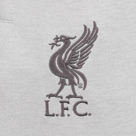 FC Liverpool Travel Trainingshose Herren, grau, zoom bei OUTFITTER Online