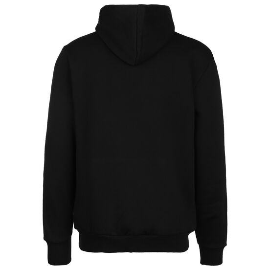 Amplified Hoodie Herren, schwarz / weiß, zoom bei OUTFITTER Online