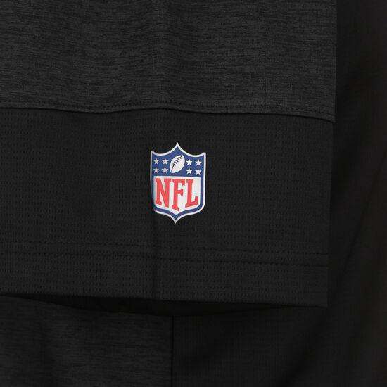 NFL Coach UV New Orleans Saints T-Shirt Herren, schwarz, zoom bei OUTFITTER Online