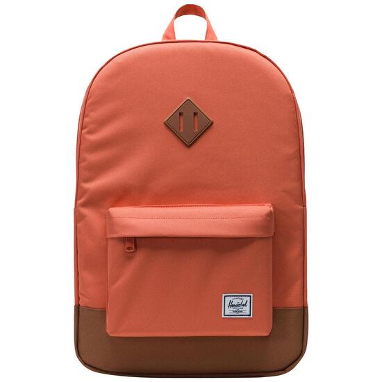 Heritage Rucksack, orange / braun, zoom bei OUTFITTER Online