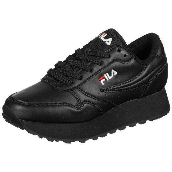 Orbit Zeppa Sneaker Damen, schwarz, zoom bei OUTFITTER Online