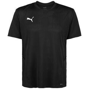 TeamCUP Fußballtrikot Herren, schwarz / weiß, zoom bei OUTFITTER Online