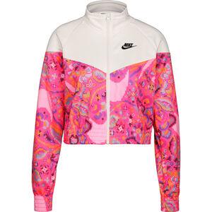 Printed Jacke Damen, pink / weiß, zoom bei OUTFITTER Online
