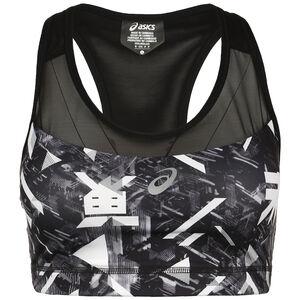 Future Tokyo Sport-BH Damen, schwarz / weiß, zoom bei OUTFITTER Online