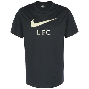 FC Liverpool Swoosh Club T-Shirt Herren, anthrazit, zoom bei OUTFITTER Online
