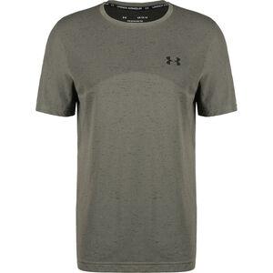 Seamless Trainingsshirt Herren, grün, zoom bei OUTFITTER Online