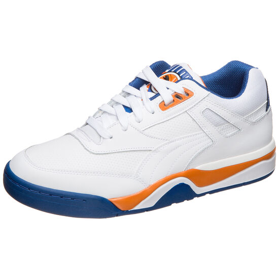 Palace Guard Sneaker, weiß / blau, zoom bei OUTFITTER Online