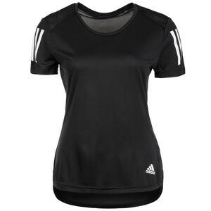 Own The Run Laufshirt Damen, schwarz, zoom bei OUTFITTER Online
