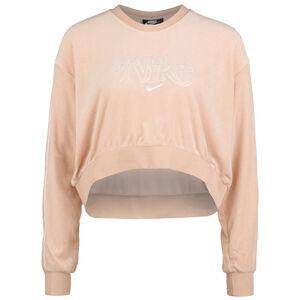 Retro Sweatshirt Damen, rosa, zoom bei OUTFITTER Online