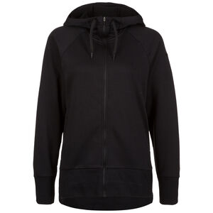 Dry Long Kapuzenjacke Damen, schwarz, zoom bei OUTFITTER Online