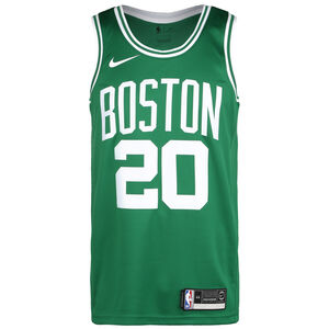 NBA Boston Celtics Gordon Hayward Icon Edition Basketballtrikot Herren, grün / weiß, zoom bei OUTFITTER Online