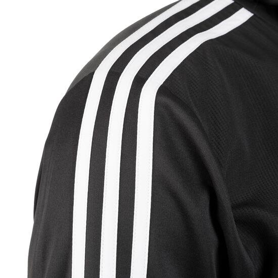 Tiro 19 Warm Longsleeve Herren, schwarz / weiß, zoom bei OUTFITTER Online