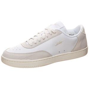 Court Vintage Premium Sneaker Herren, weiß / beige, zoom bei OUTFITTER Online