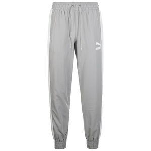 Iconic T7 Track Jogginghose Herren, hellgrau / weiß, zoom bei OUTFITTER Online
