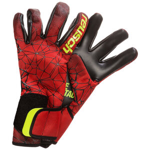 Pure Contact R3 Torwarthandschuh, schwarz / rot, zoom bei OUTFITTER Online