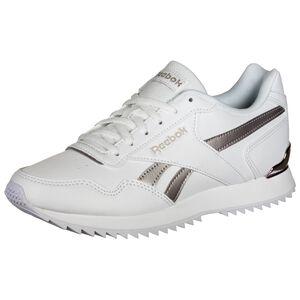 Royal Glide Ripple Clip Sneaker Damen, weiß / altrosa, zoom bei OUTFITTER Online