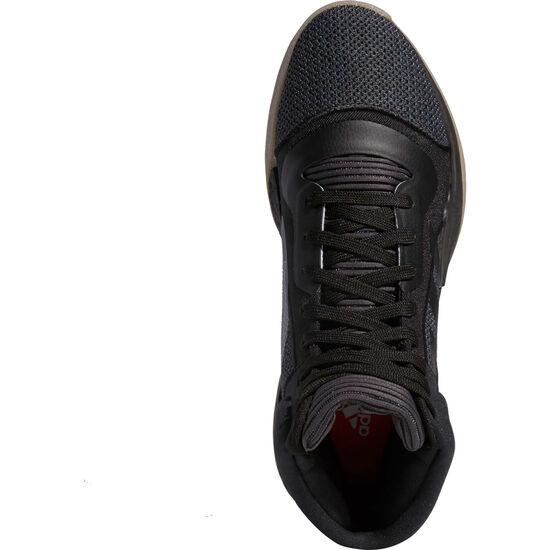 Marquee BOOST Basketballschuhe Herren, dunkelgrau / schwarz, zoom bei OUTFITTER Online