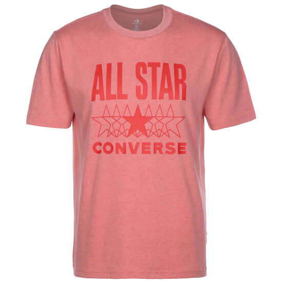All Star T-Shirt Herren, rot, zoom bei OUTFITTER Online