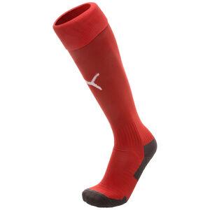 Team Liga Core Sockenstutzen, rot / weiß, zoom bei OUTFITTER Online