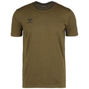 hmlMOVE Classic T-Shirt Herren, grün, zoom bei OUTFITTER Online