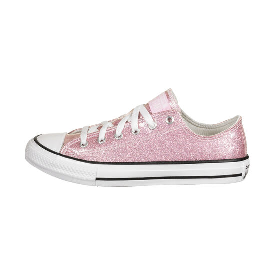 Chuck Taylor All Star OX Sneaker Kinder, altrosa / weiß, zoom bei OUTFITTER Online