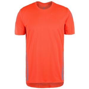 Parley 25/7 Rise Up N Run Laufshirt Herren, orange / blau, zoom bei OUTFITTER Online