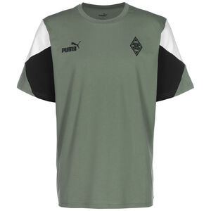 Borussia Mönchengladbach FtblCulture T-Shirt Herren, grün / weiß, zoom bei OUTFITTER Online