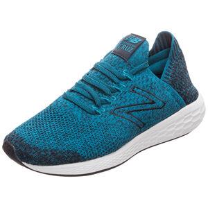 Fresh Foam Cruz v2 Sock Laufschuh Herren, blau, zoom bei OUTFITTER Online