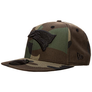 9FIFTY NFL Camo Color New England Patriots Cap, Braun, zoom bei OUTFITTER Online