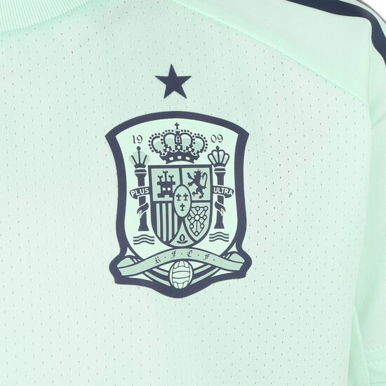 FEF Spanien Trainingsshirt EM 2020 Kinder, mint, zoom bei OUTFITTER Online