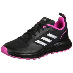 Runfalcon 2.0 Trail Laufschuh Damen, schwarz / pink, zoom bei OUTFITTER Online