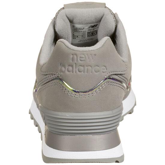 WL574-B Sneaker Damen, grau / weiß, zoom bei OUTFITTER Online